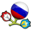 Euro 2012 Russia icon