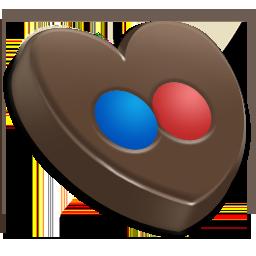 Flickr heart