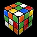 Rubik Cube Trashed