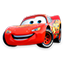 Cars Lightning McQueen Icon