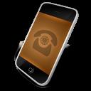 Phone orange-128