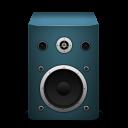 Speaker Blue-128