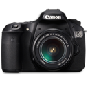 Canon 60D front-128