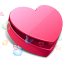Favorites Heart Box icon