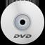 DVD White Icon