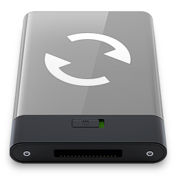 HDD Grey Sync W