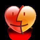 Finder heart
