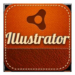 Illustrator retro