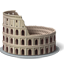 Colosseum icon