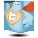 Twitter Hero-128