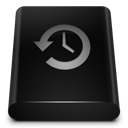 Black Drive Backup-128