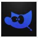 GIMP blueberry-128