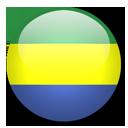 Gabon Flag-128