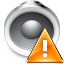 Kmix Docked Error icon