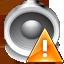 Kmix Docked Error icon