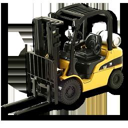 Lift Truck CAT