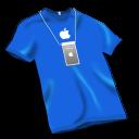 Tshirt Bleu-128
