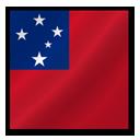 Samoa Flag-128