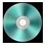 Light Jade Metallic CD Icon