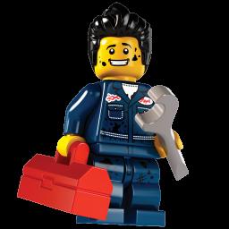 Lego Mechanic