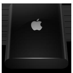 Black Drive External