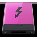 HDD Pink Thunderbolt B-128