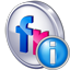 Flickr Info icon