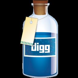 Digg Bottle