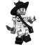 Lego Undead Barbossa icon