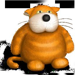 Plush Cat