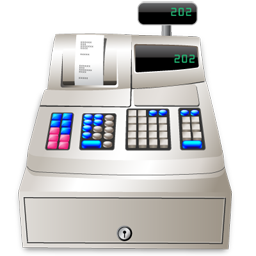 Cashbox Register Icon Download Seven Accounting Icons Iconspedia