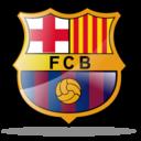Barcelona FC logo-128