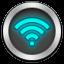 Wi Fi Round Icon