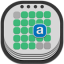 Acalendar Flat Mobile Icon