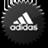 Adidas logo icon