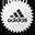 Adidas White logo-32