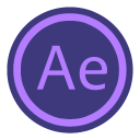 Adobe Aftereffect Circle-128