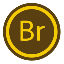 Adobe Bridge Circle-128