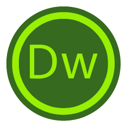 Adobe Dreamweaver Circle