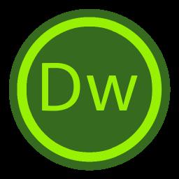 Adobe Dreamweaver Circle