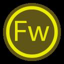 Adobe Firework Circle-128