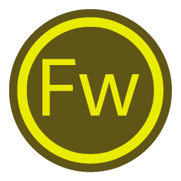 Adobe Firework Circle