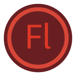 Adobe Flash Circle