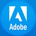 Adobe flat circle-128