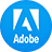 Adobe flat circle-48