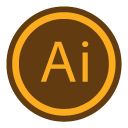 Adobe Illustrator Circle-128