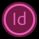 Adobe Indesign Circle-128