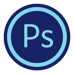 Adobe Photoshop Circle