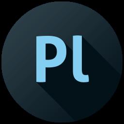 Adobe Prelude Long Shadow