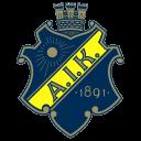 AIK Stockholm Logo-128